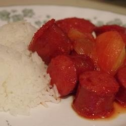 Kielbasa Appetizer recipe