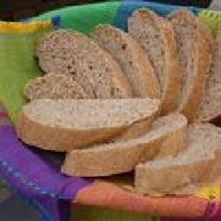 Whole Wheat Bread I recipe