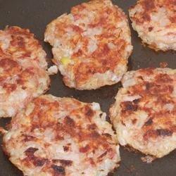 Corned Beef Potato Pancakes recipe