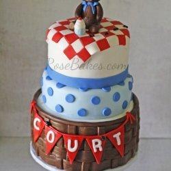 Picnic Cake recipe