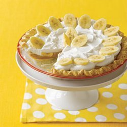 Dulce De Leche Banana Cream Pie recipe