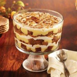 Pumpkin Caramel Trifle recipe