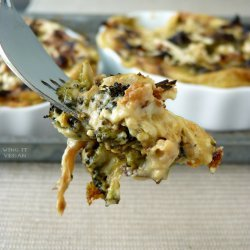 Broccoli and Cauliflower Casserole recipe