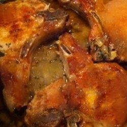 Pork Chops Dijon recipe
