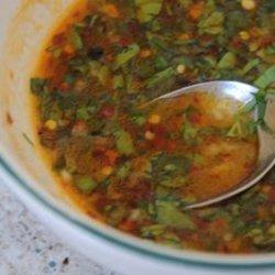 Sour Dipping Sauce (Burma) recipe