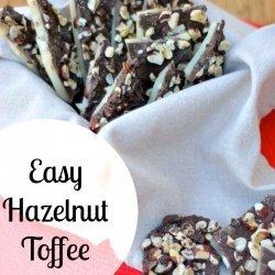Hazelnut Toffee recipe