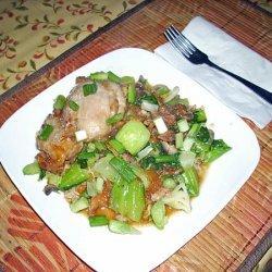 Delicious Moo Goo Gai Pan recipe