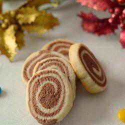 Pinwheel Cookies recipe