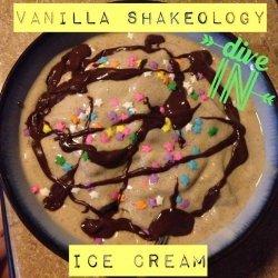 Almond Ice Cream Cups recipe