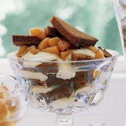 Gingerbread Pear Trifle recipe