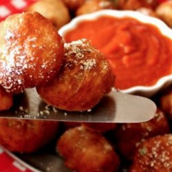 Pizza Poppers recipe