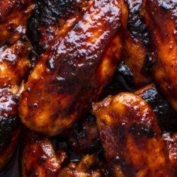 Flying Chicken Wings recipe