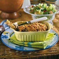 Chicken Casserole D'iberville recipe