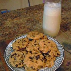 Chef Joey's Vegan Chocolate Chip Cookies recipe