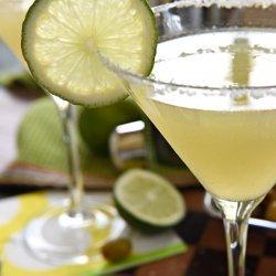 Trudy's Mexican Martini recipe