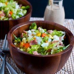 Mediterranean Chopped Salad recipe