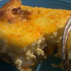 Happy Morning Sausage-Potato Strata #5FIX recipe