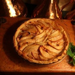 Somebody's Mother's Mother's Apple Pie recipe