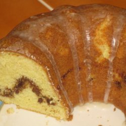 Cinnamon Streusel Coffee Cake recipe