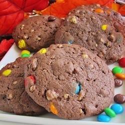 Chocolate Chip Cake Mix Cookies recipe