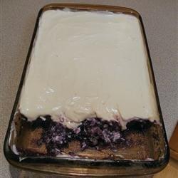 Blueberry Gelatin Salad recipe