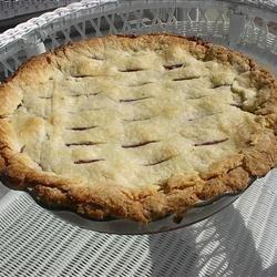 Blackberry Pie III recipe