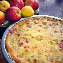 Nectarine Pie recipe