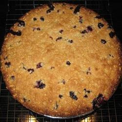 Blueberry 'S' Pie recipe