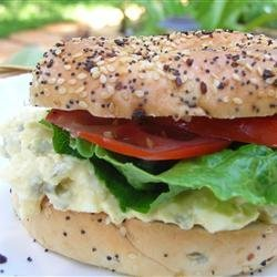 World's Best Egg Salad Sandwich recipe