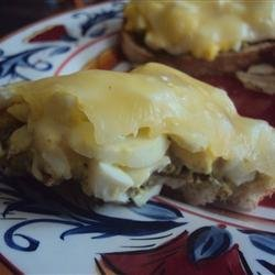 Gourmet Egg Salad Sandwich recipe