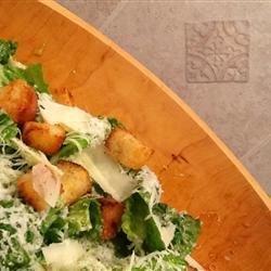 Caesar Salad III recipe