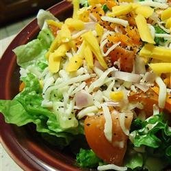 Tahini Salad recipe