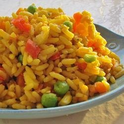 Basmati Rice Pilaf recipe
