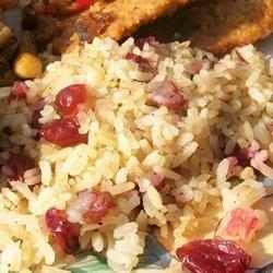 The Very Best Confetti Rice recipe