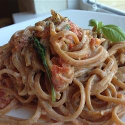 Roasted Red Pepper Cream Sauce recipe