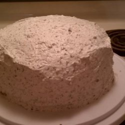 Queen Anne's Lace Cake recipe