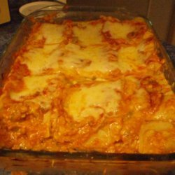 Catch of the Day Lasagna recipe