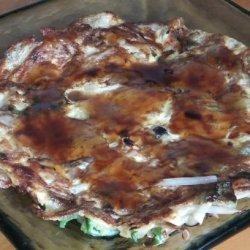 Prawn Omelets recipe