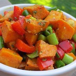 Vanessa's Sweet Potato Salad recipe