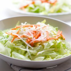 Chinese Salad recipe