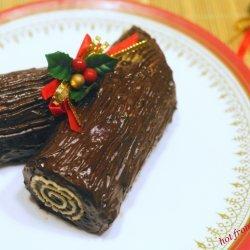 Christmas Yule Log recipe