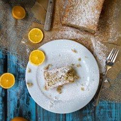 Lemon Pecan Cake recipe