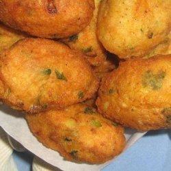 Cod and Potato Croquettes recipe