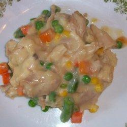 Speedy Chicken A'la King recipe
