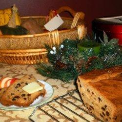 Mom's Applesauce Loaf recipe