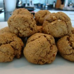Vegan Almond Butter Cookies recipe