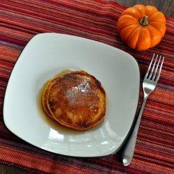 Pumpkin Pie Pancakes recipe