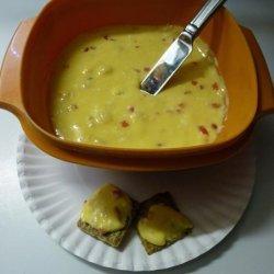 Homemade Pimento Cheese Spread recipe