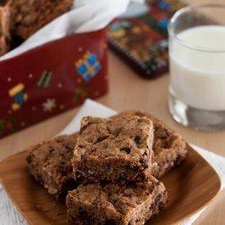 Granola Chocolate Chip Cookies recipe