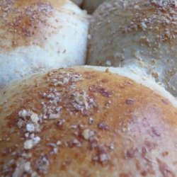 Soft Light Whole Wheat Dinner Rolls recipe